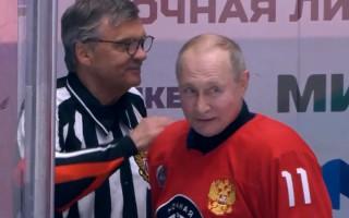 Video: Putins gūst astoņus vārtus, izmantojot aizgājušo gadu zvaigžņu piespēles