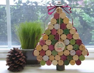 Foto: Radošas idejas – 33 neparastas Ziemassvētku eglītes