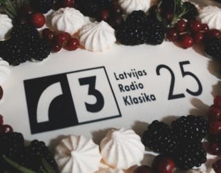 Latvijas Radio 3 - Klasika ar vērienīgu koncertu svinēs 25. jubileju