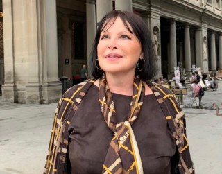 """Video: Inese Galante iedziedājusi Tomazo Albinoni """"Adagio"""""""
