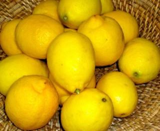 Citroni skaistumkopšanā