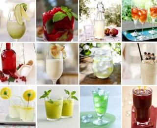 Atveldzējoši dzērieni karstām vasaras dienām. 10 burvīgas receptes