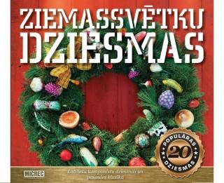 Izdots 20 populārāko Ziemassvētku dziesmu albums