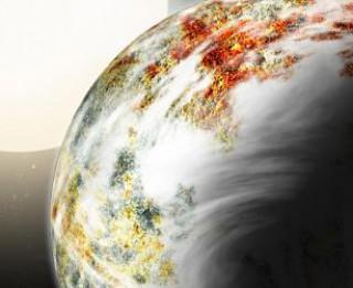 """Atklāta jauna tipa planēta - """"mega-Zeme"""""""