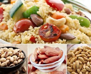 Olbaltumvielas veģetārā uzturā