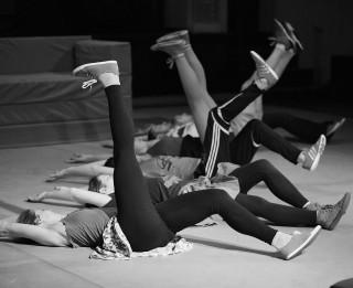 """Sestdien Dejas dienā notiks izrādes """"Noķer mani"""" darbnīca ar horeogrāfi Kristīni Brīniņu (+VIDEO)"""
