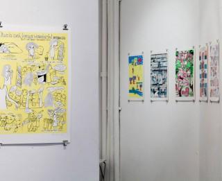 Komiksu radošā darbnīca ar somu mākslinieci Annu Sailamā
