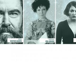 4. februārī Carnikavā aicina uz sarunu ar režisoru Viesturu Kairišu, mākslinieci Ievu Jurjāni un aktrisi Baibu Broku