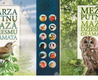 Grāmatas putnu draugiem
