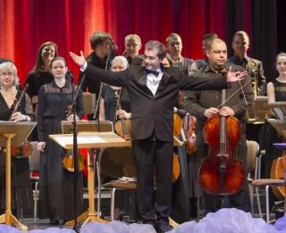 Operetes teātris sāk jauno koncertsezonu