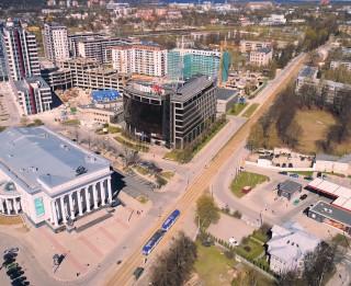 Video: VEF vēsturiskā pilsēta atdzimst jaunā veidolā