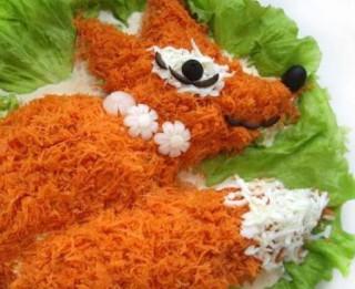 Salāti: Vista lapsas kažokā