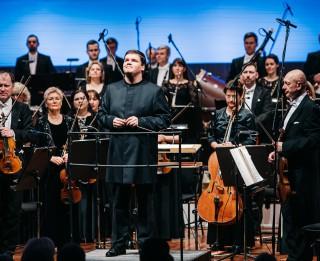 Tradicionālais LNSO Vecgada koncerts jau šonedēļ skatāms tiešsaistē