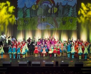 «Knīpas un Knauķi» aicina uz 50 gadu jubilejas koncertu Dzintaros