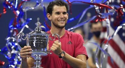 "Zverevs neizservē ""US Open"" finālu, Tīms iegūst pirmo ""Grand Slam"" titulu"
