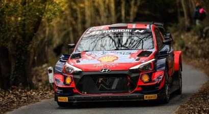 WRC zvaigznes gūst panākumus leģendārajā Sanremo rallijā