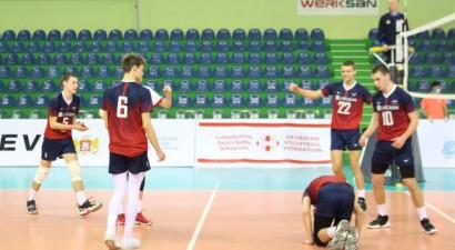 Latvijas U17 izlase EČ kvalifikācijas ievadā pārspēj Horvātiju
