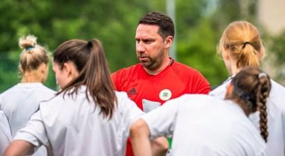 LFF atbrīvo Matīsu no Latvijas sieviešu izlases galvenā trenera amata