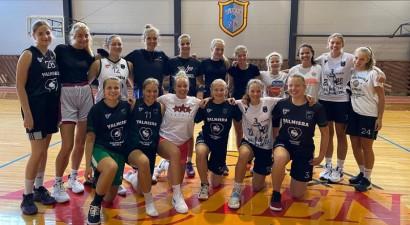 Valmiera pēc 27 gadu pauzes pieteikusies Latvijas Sieviešu basketbola līgā