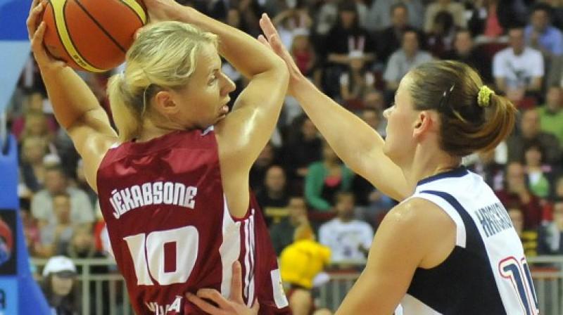Anete Jēkabsone-Žogota Foto: Romualds Vambuts, eSports.lv
