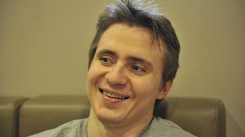 Artūrs Kulda Foto: Romāns Kokšarovs, Sporta Avīze