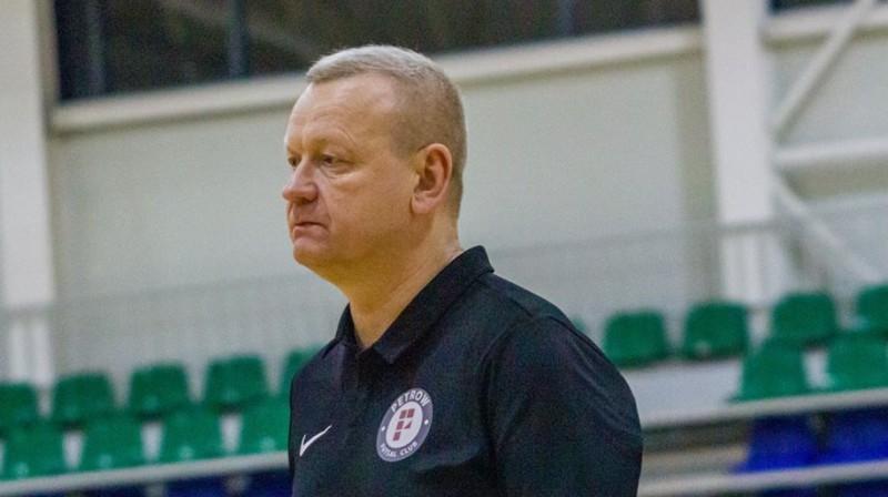 Guntis Apīnis. Foto: A.Pupurāns/FC Petrow/www.futsal.lv