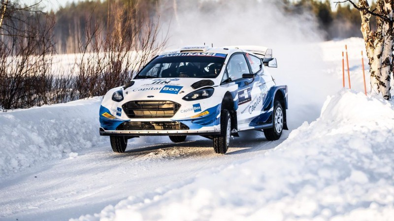 Janne Tuohino. Foto: JanPro Racing