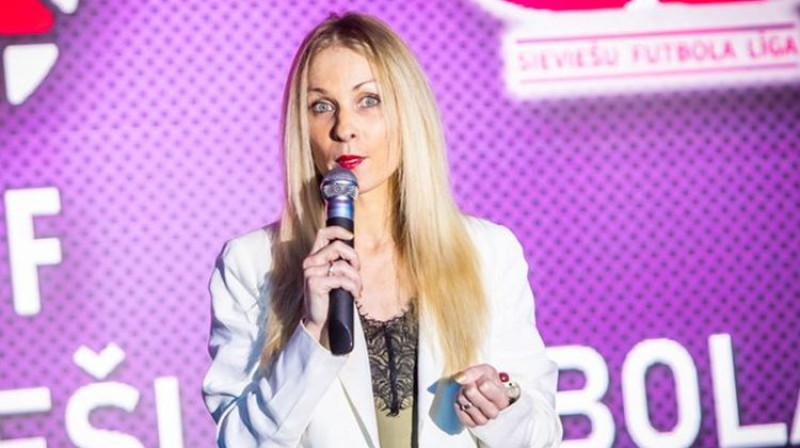 Ņina Travkina. Foto: LFF