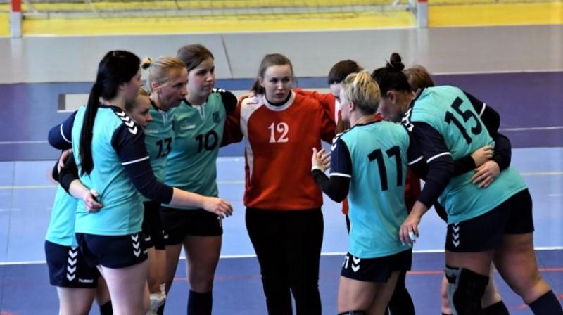"""Stopiņu NHK"". Foto: handball.lv"