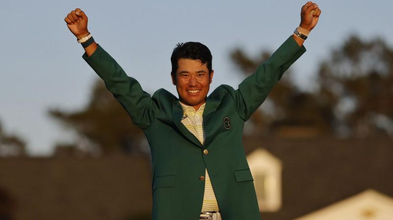Hideki Macujama. Foto: Reuters/Scanpix