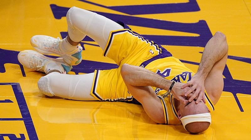 Alekss Karuso. Foto: AP/Scanpix