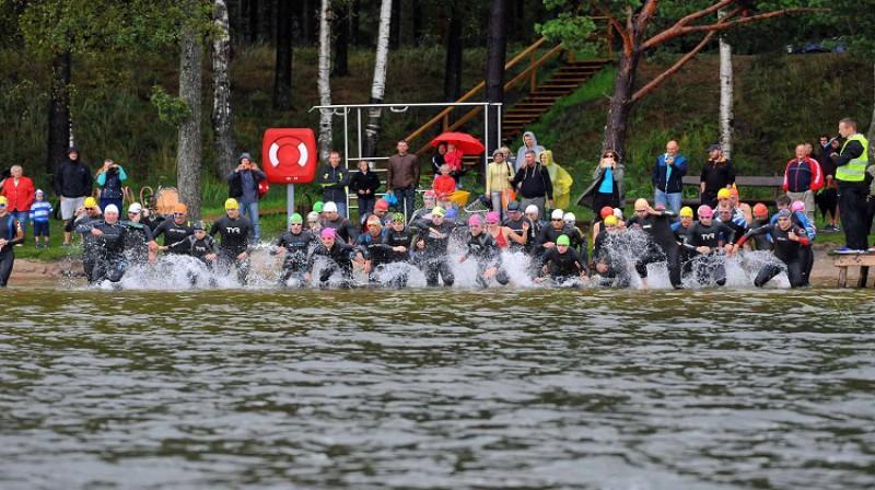Foto: Latvijas triatlona federācija.