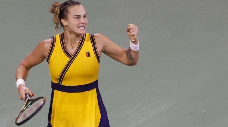 Arina Sabaļenka. Foto: USA Today Sports/Scanpix
