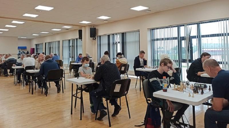 Foto: Latvijas šaha federācija.