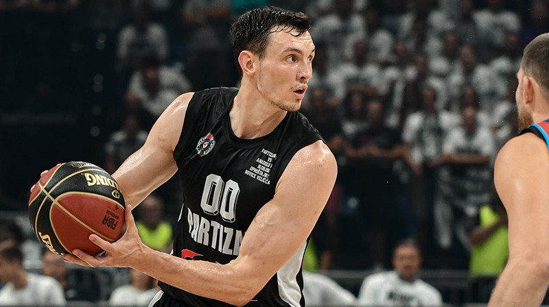 Rodions Kurucs. Foto: KK Partizan