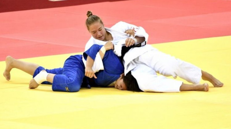 Foto: Judo.lv