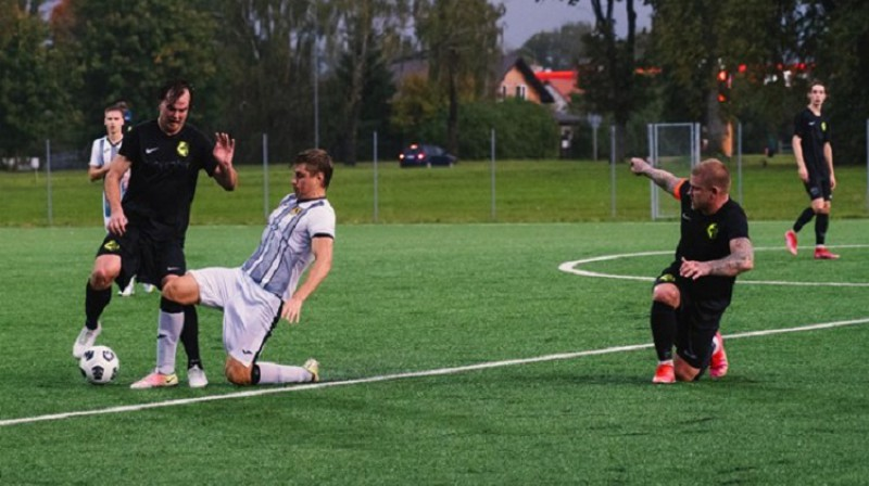 Foto: Latvijas Futbola federācija.