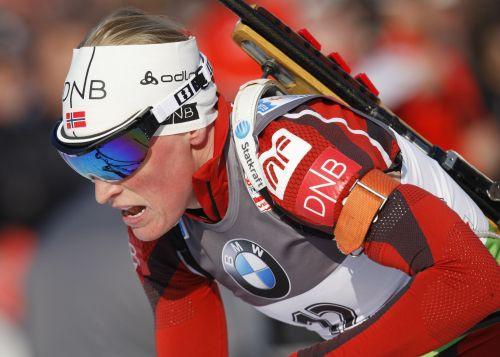 15 km klasikā triumfē Bergere, labākā no mūsējām - Juškāne