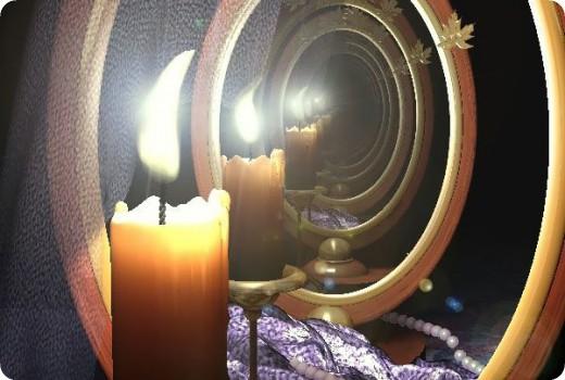 Spoguļa noslēpumainais spēks. Vai Aizspogulija ir reāla pasaule? 1.daļa