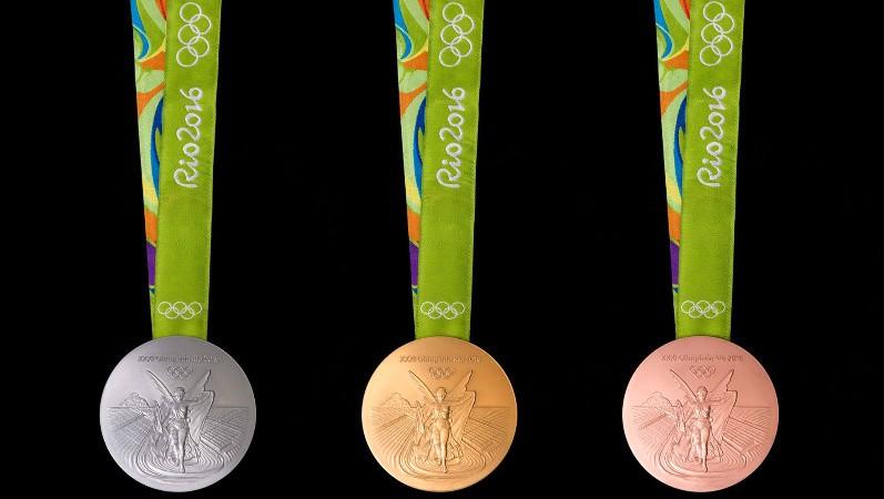 Rio spēļu organizatoriem atdotas atpakaļ vismaz 130 bojātas medaļas