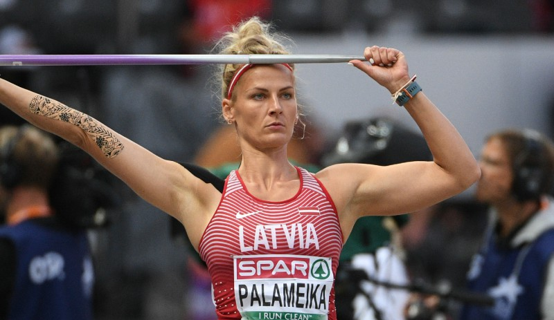 LOK komandai dalībai olimpiskajās spēlēs pievienojas vēl trīs vieglatlētes