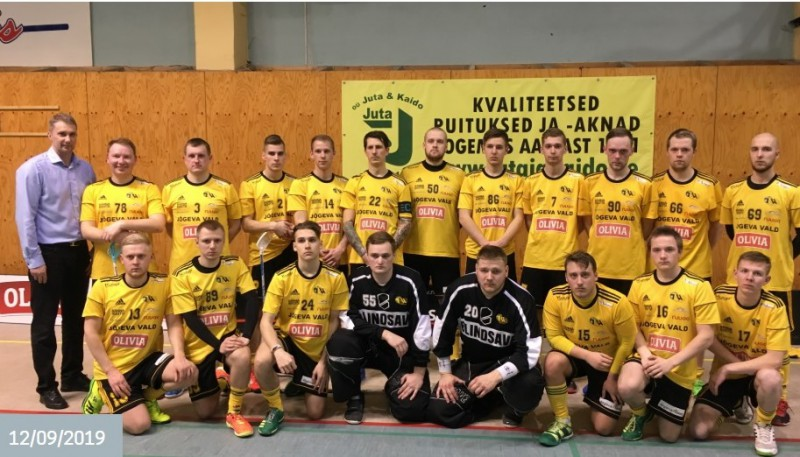 Latvijas čempionāta vīriešu 1. līgas turnīrā startēs 20 komandas