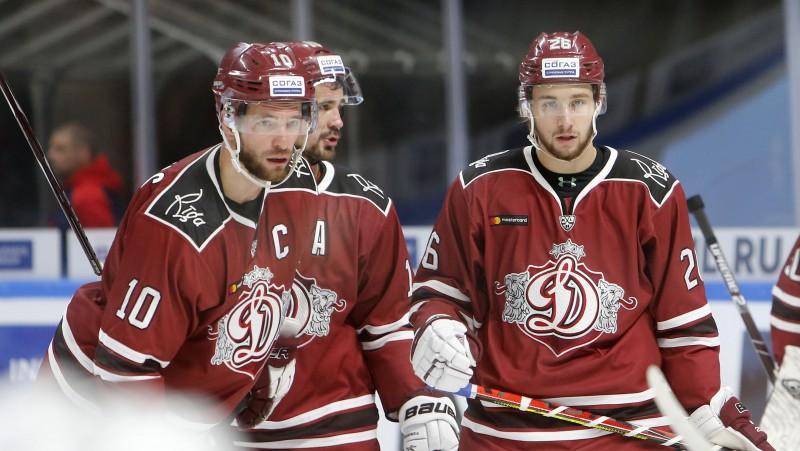 ''Dinamo'' otrā iespēja pret ''Lokomotiv''