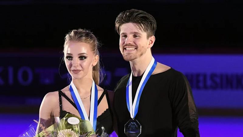 Krievijas daiļslidotāja žēlojas par Latvijas medijiem, kas viņai pierakstījuši dopingu