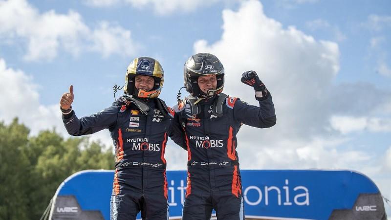 Igaunijas WRC rallija budžets būs 4,5 miljoni eiro