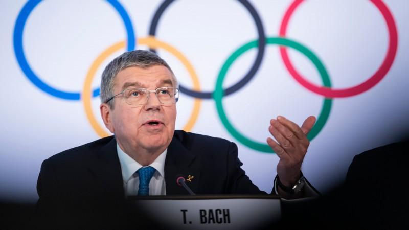 """Bahs: """"Olimpiskās spēles nevar būt tirgus laukums visu veidu demonstrācijām"""""""