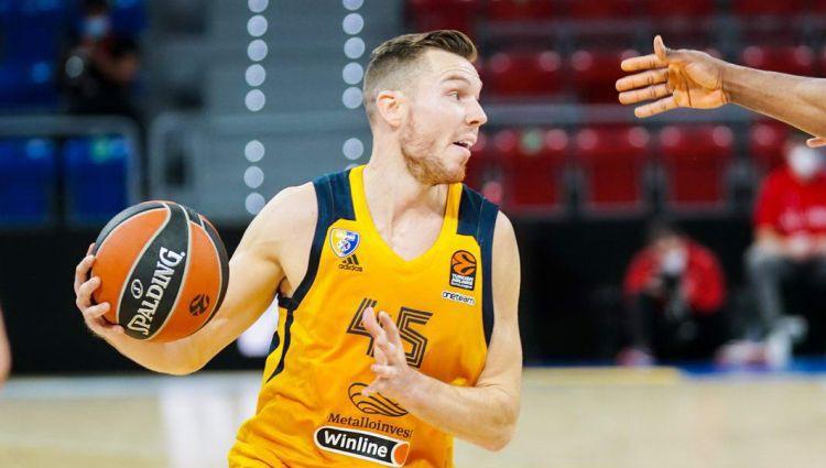 Bertānam 11 punkti zaudējumā, Strēlnieka CSKA izlaiž +25, bet tomēr uzvar