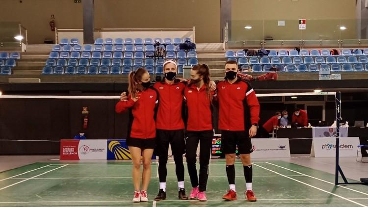 Latvijas badmintona izlasei Eiropas čempionāta kvalifikācijā zaudējumi visās spēlēs