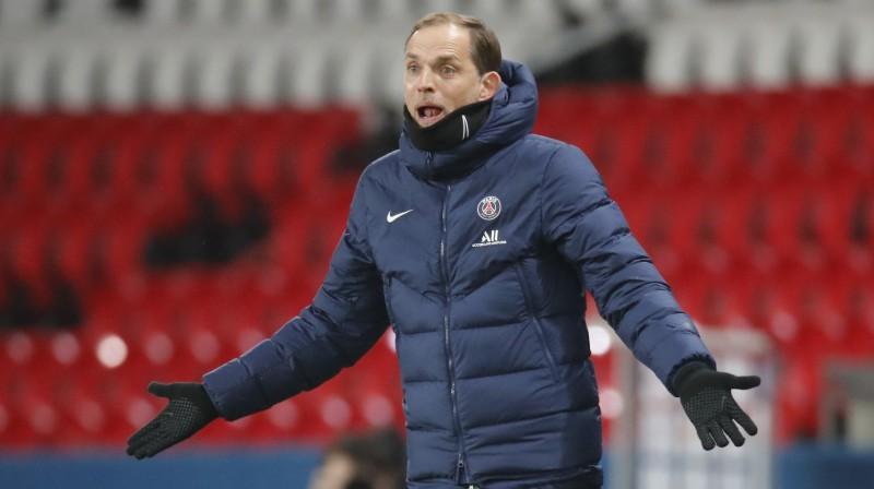 Oficiāli: Tuhels atlaists no PSG galvenā trenera amata; zināms aizvietotājs