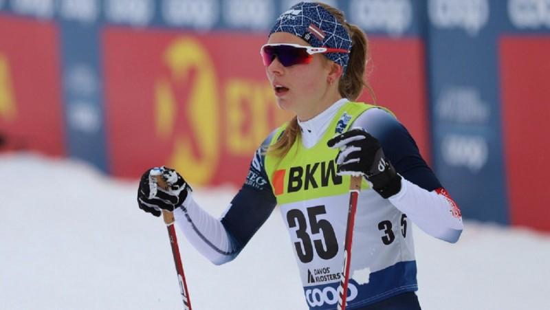 Eiduka sarūpē pirmo Latvijas pusfinālu sprintā pasaules U23 čempionātos